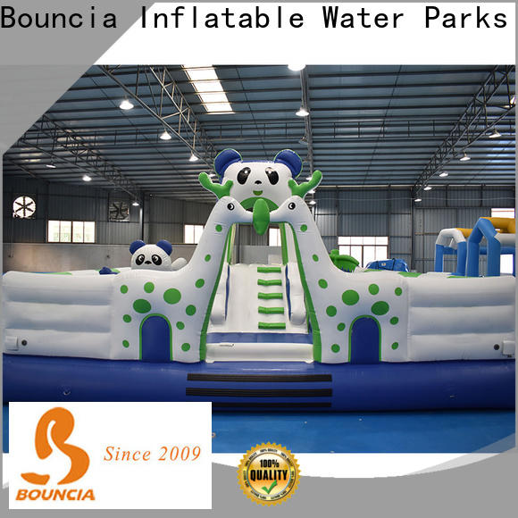 Best trampoline water park for business for child
