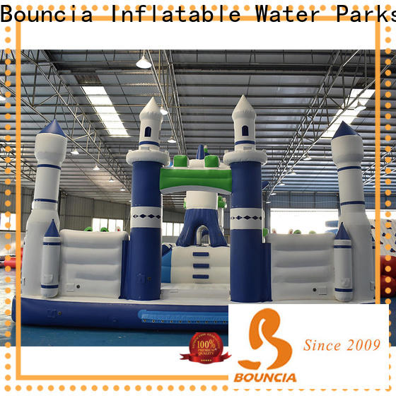 Bouncia Wholesale inflatable lake floats company for student