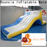 Bouncia trampoline inflatable water park for sale for business for pool