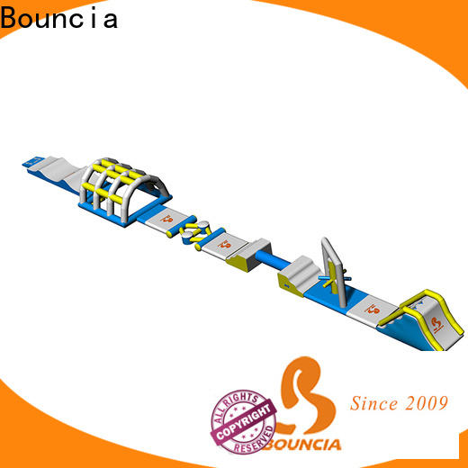 Bouncia durable inflatable water amusement park Supply for outdoors