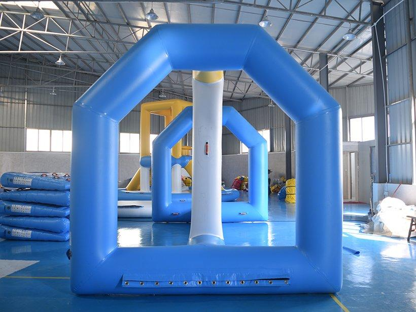 swimming certification fun Bouncia Brand inflatable water games
