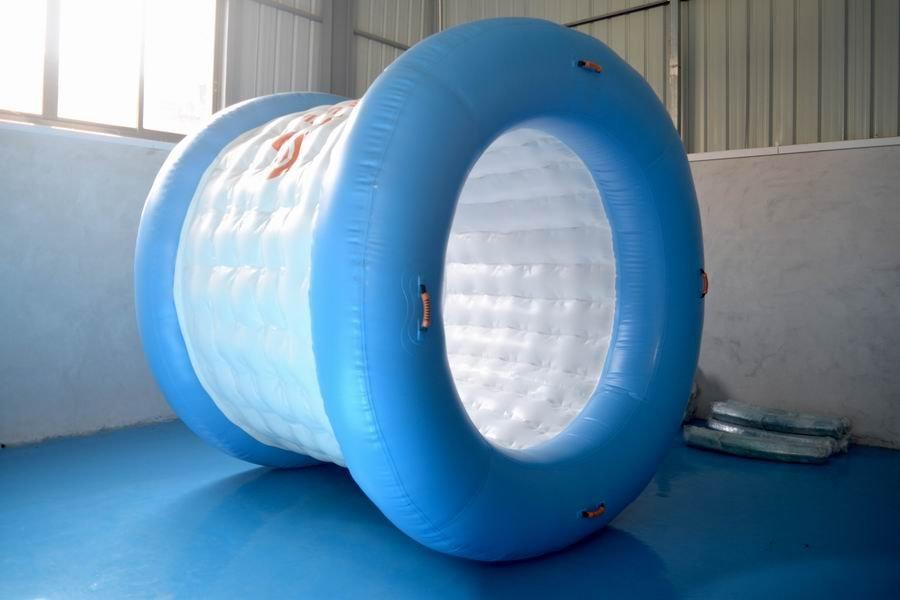 double inflatable water park for adults price Bouncia company