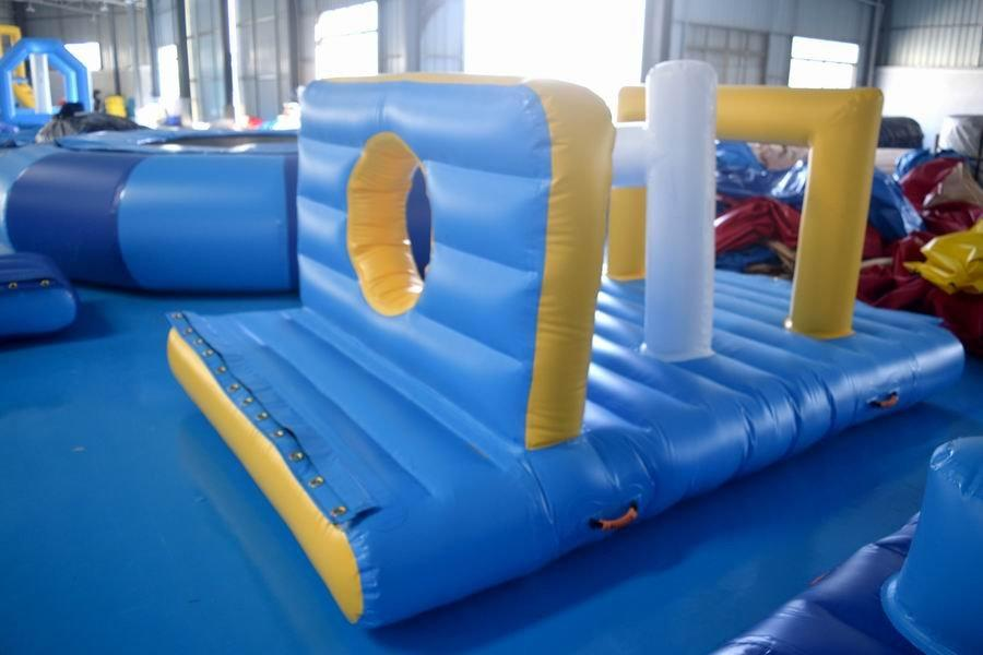 game park blow up water park Bouncia Brand