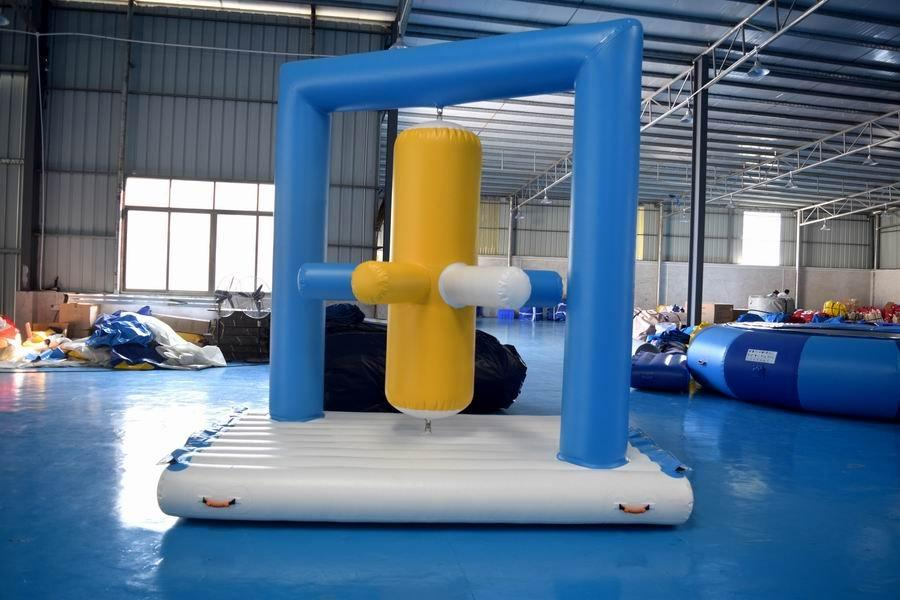 small inflatable water park hot selling pillow Bulk Buy sea Bouncia