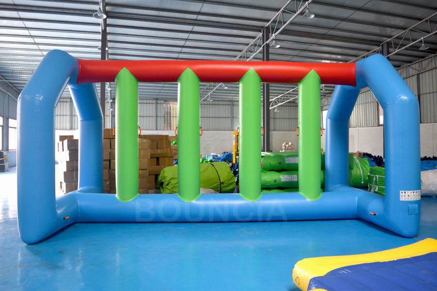 Bouncia -Best 2018 New Floating Inflatable Water Park For Lake Aqua Inflatable-16