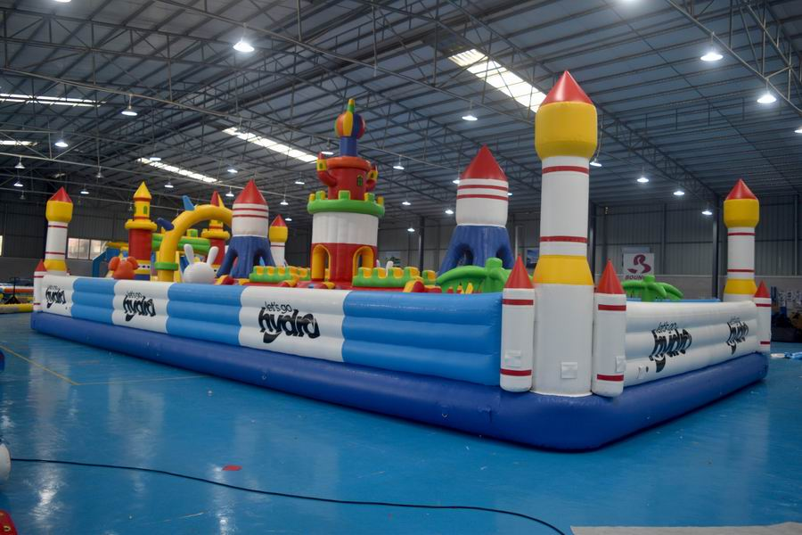 Wholesale inflatable water slide prices manufacturers for toddler-1