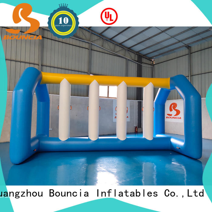 Bouncia colum inflatable water playground series for outdoors