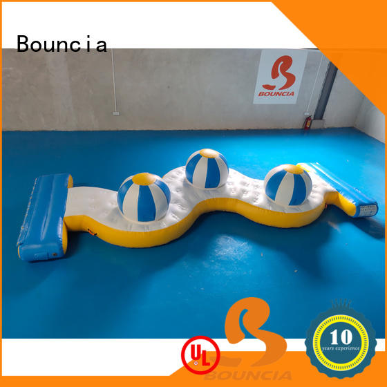 Bouncia slide inflatable water slide from China for outdoors
