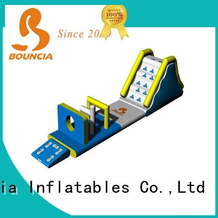 Bouncia commercial water inflatables company for pools
