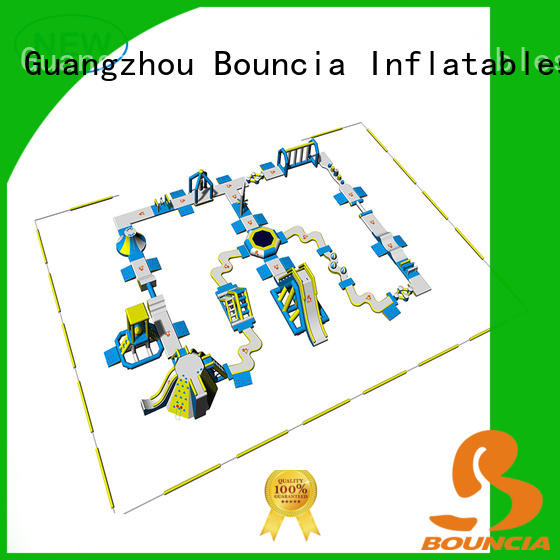 big aqua inflatables 100 people factory price for kids