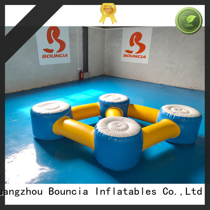 Bouncia awesome inflatable slip n slide customized for outdoors