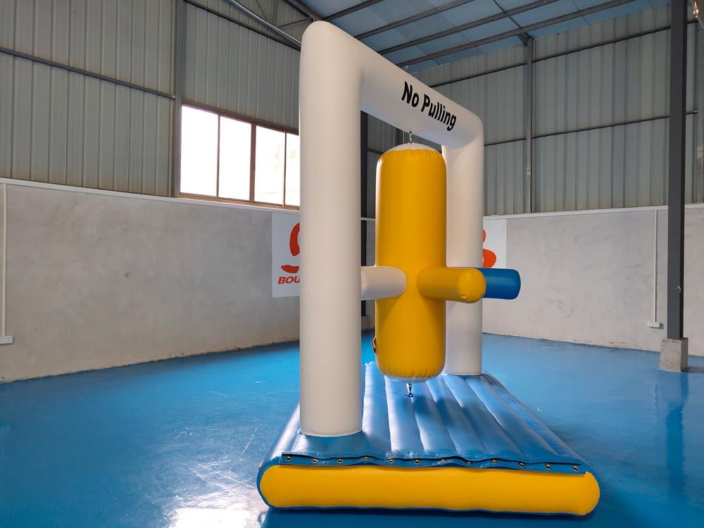 Bouncia durable inflatable course customized for outdoors-1