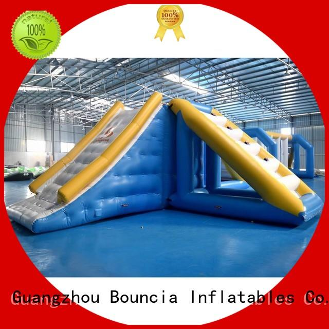 pillow playground inflatable water games toys Bouncia Brand