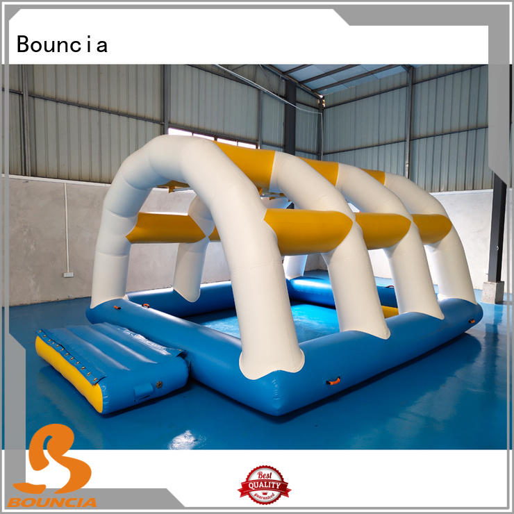 Bouncia tarpaulin inflatable water park for sale manufacturers for adults