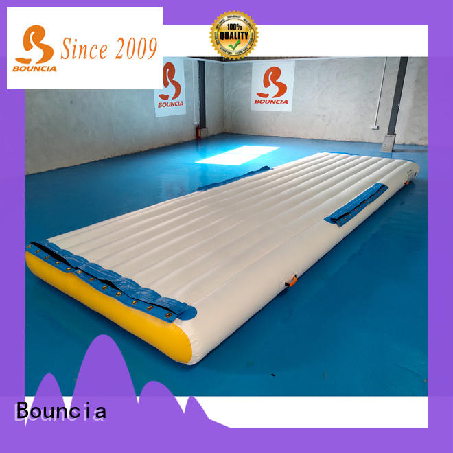Wholesale giant inflatable water slide colum factory for outdoors