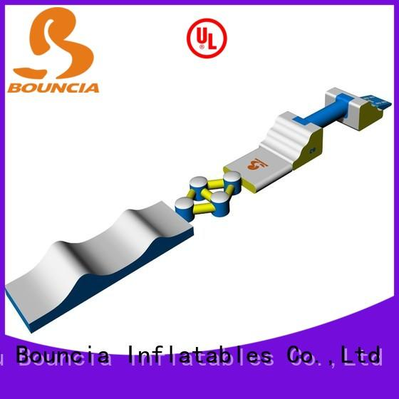 Bouncia toys indoor water park manufacturer for pools