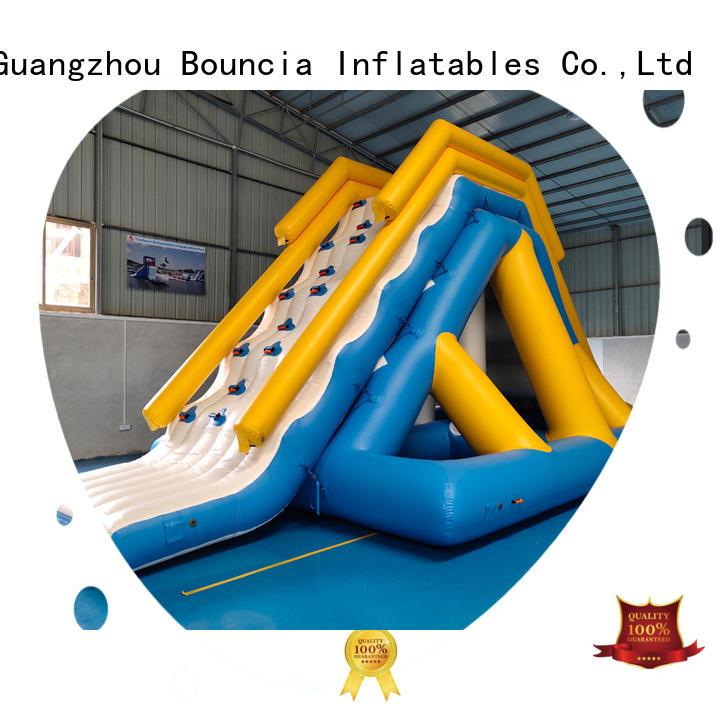 harrison equipment tarpaulin inflatable water games Bouncia Brand