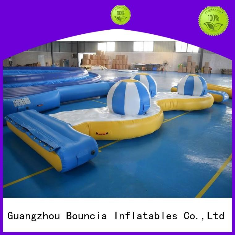 Bouncia Brand park adults durable bouncia inflatable water games