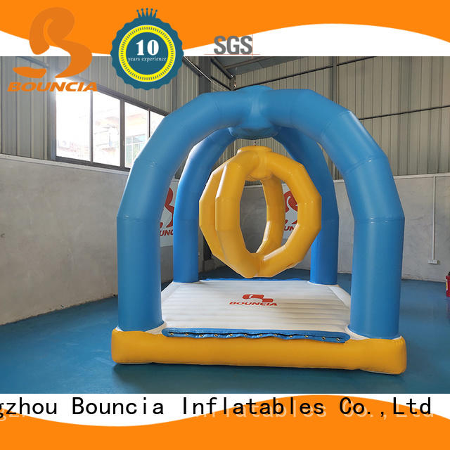 Bouncia mini games inflatable water park games for outdoors