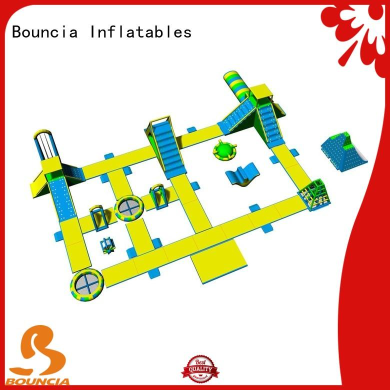 Bouncia Wholesale inflatable pool park for business for kids