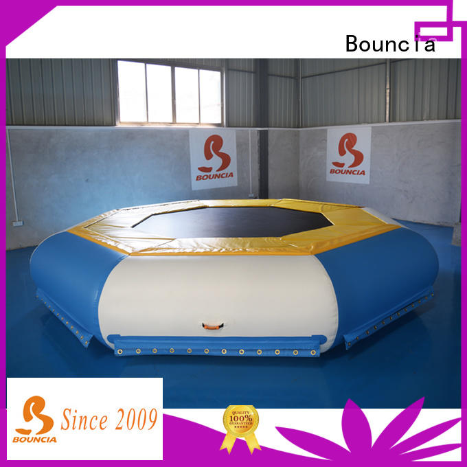 stable inflatable water obstacle course colum manufacturer for adults
