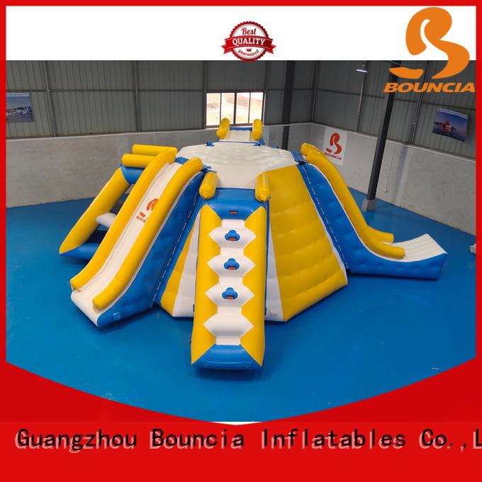 floating water park equipment for sale jumping platform manufacturerfor adults