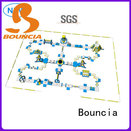 Bouncia large inflatable water slide for sale directly sale for adults