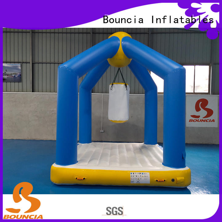 Bouncia stable inflatable float for business for outdoors