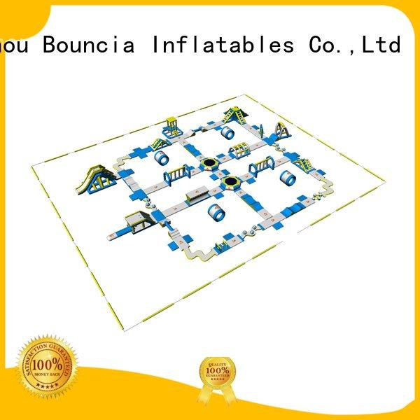 Bouncia Brand giant inflatable water park for adults water big