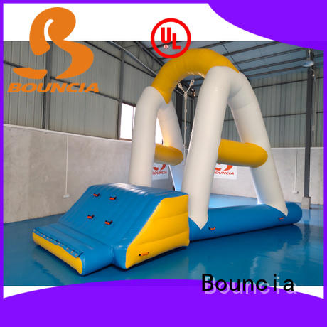 trampoline water park equipment for sale supplier for pool