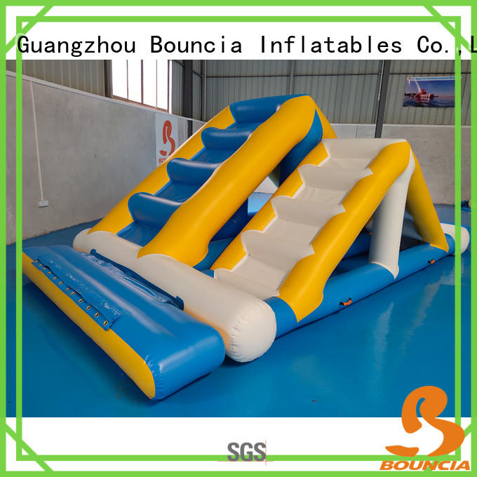 Bouncia durable water games series for outdoors