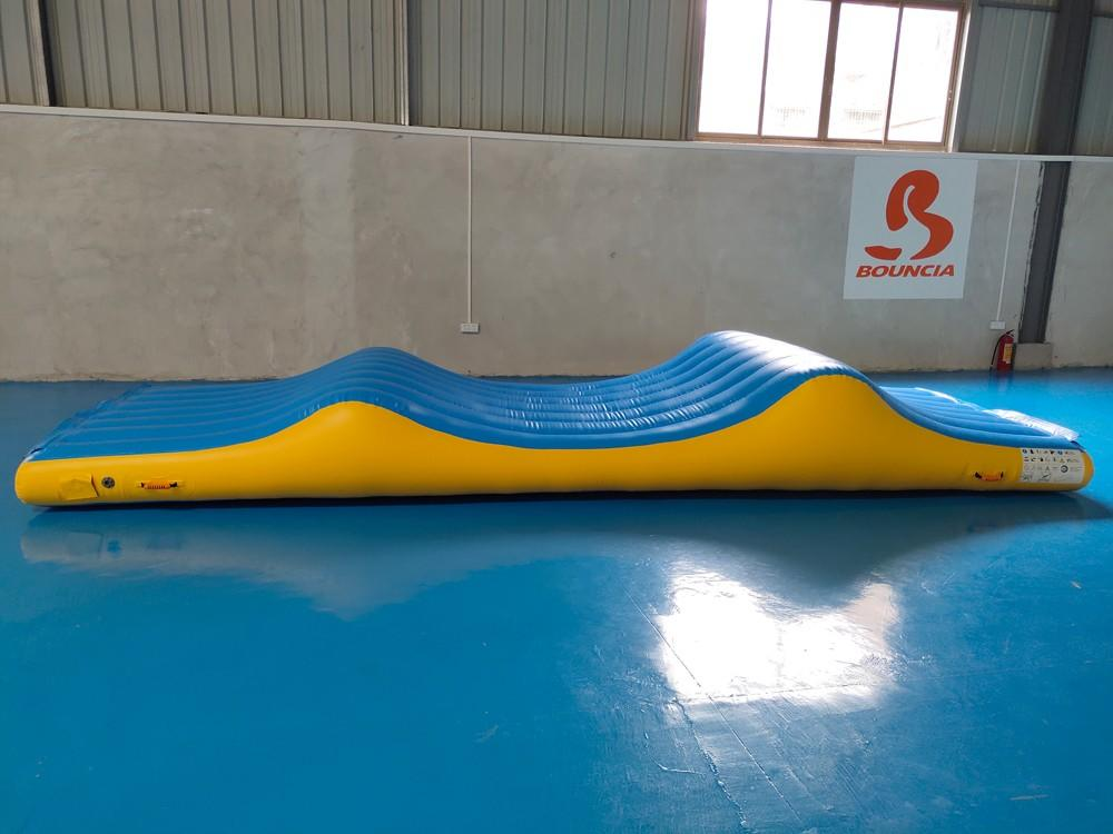 Bouncia pvc inflatable water amusement park from China for kids-1