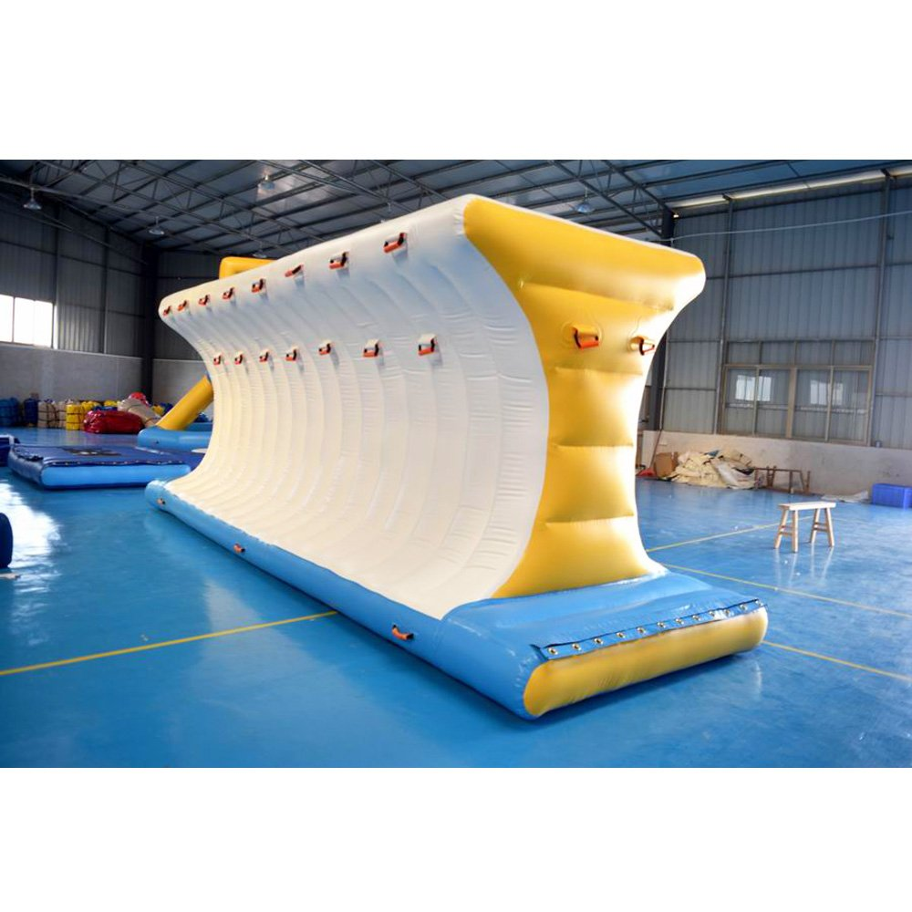Bouncia -giant inflatable floating water park | Giant Inflatable Water Park | Bouncia