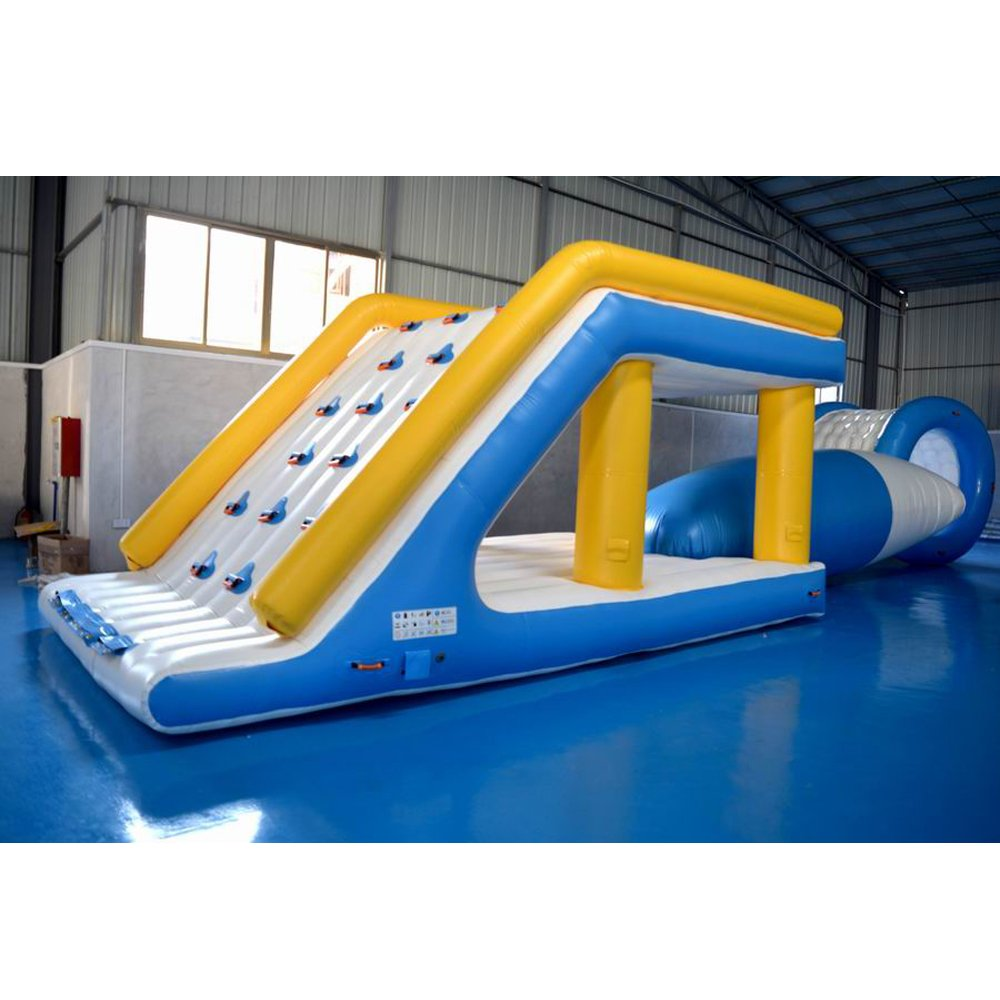 Bouncia -Inflatable Lake Water Park | Tuv Certificate Giant Inflatable Water Toys-1