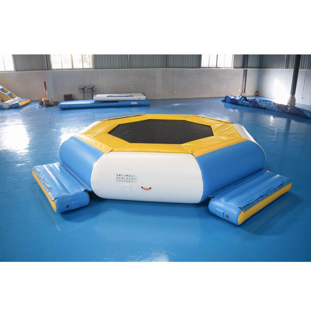Inflatable Water Floating Playground / Inflatable Water Sports Manufacturer