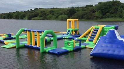UK Edge Water Park