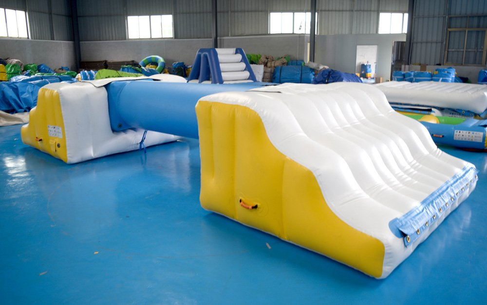 Bouncia -Find Bouncia New Inflatable Water Obstacle Course For Wake Park-15
