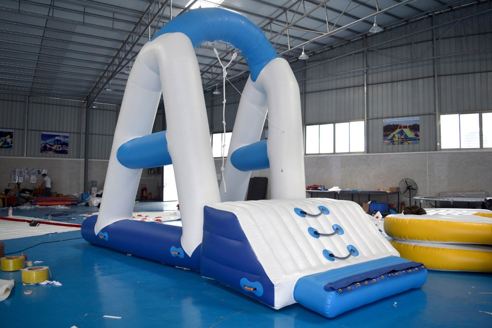 Bouncia -Giant Inflatable Water Park Games Installed In Belfast | Inflatable Double-21