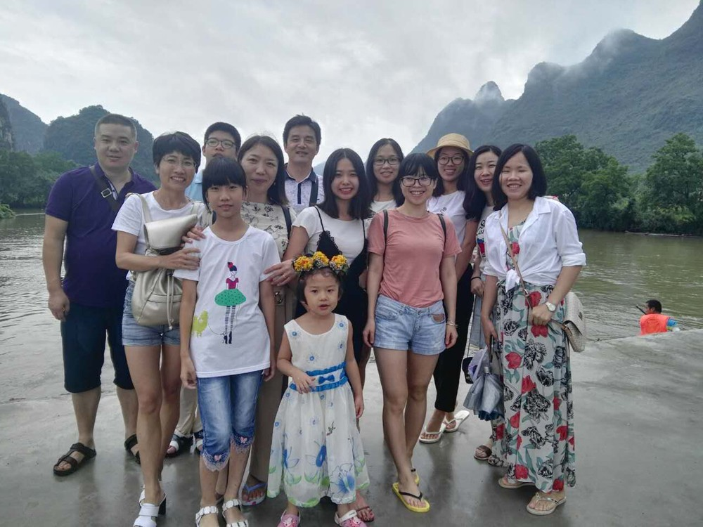Bouncia -News | Bouncia team building in Yangshuo
