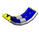 Bouncia -Inflatable Floating Water Park Games-bouncia Inflatables-32