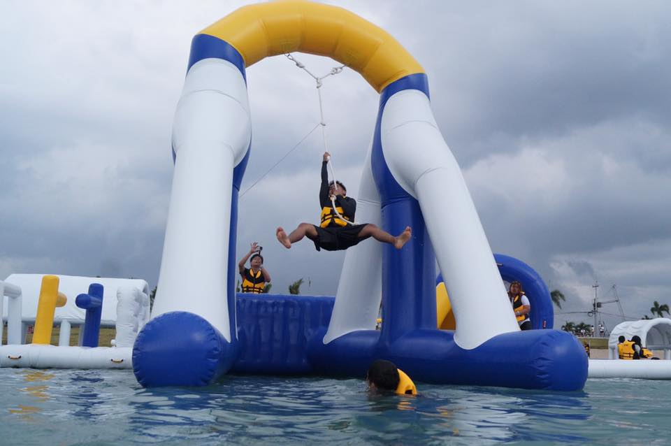 Bouncia -Inflatable Floating Water Park Games-bouncia Inflatables-36