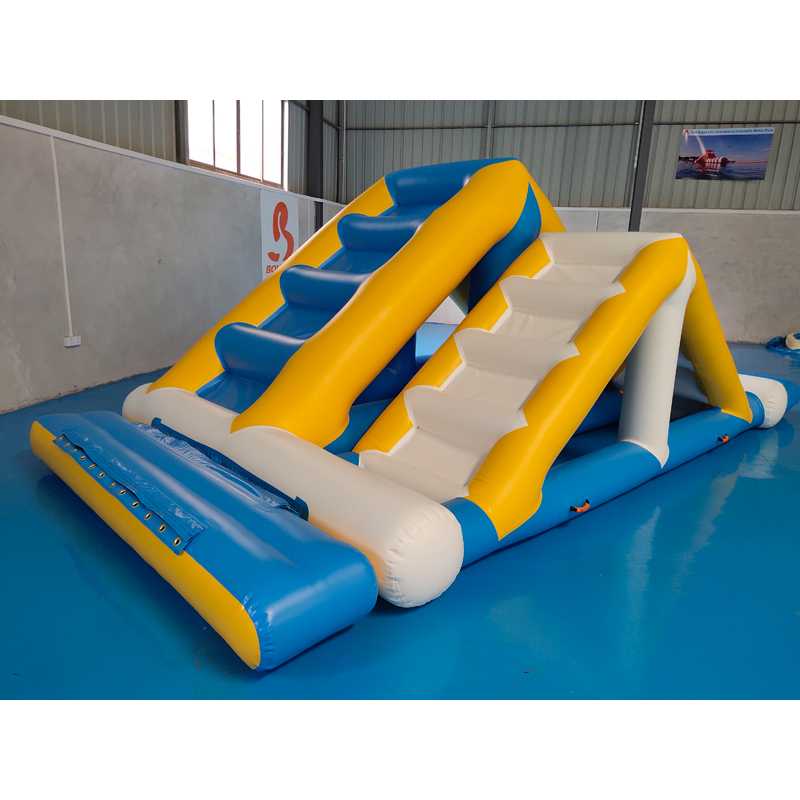 product-80 people outdoor inflatable water slide wholesale for adults Bouncia-Bouncia-img