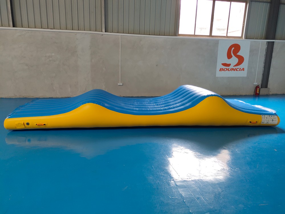 Bouncia -Find Inflatable Slipping Wave For Water Park | Inflatable Pool Slide