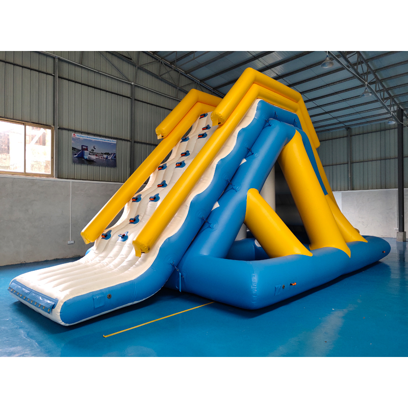 Bouncia -inflatable water park in stock , | Bouncia-1