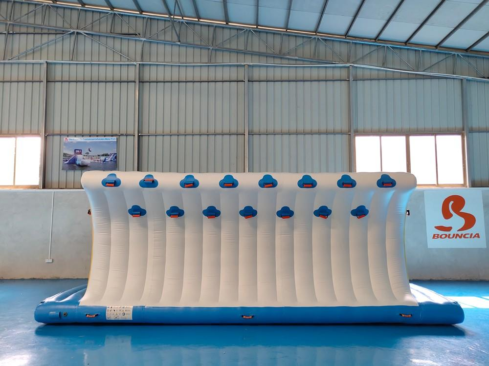 durable inflatable water play course customized for outdoors