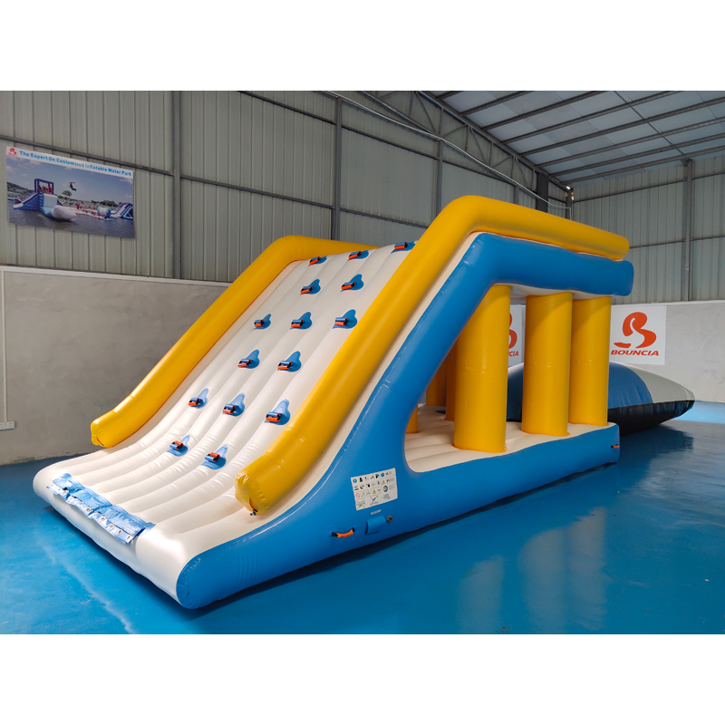 Bouncia -fun water parks | Medium Inflatable Aqua Park | Bouncia