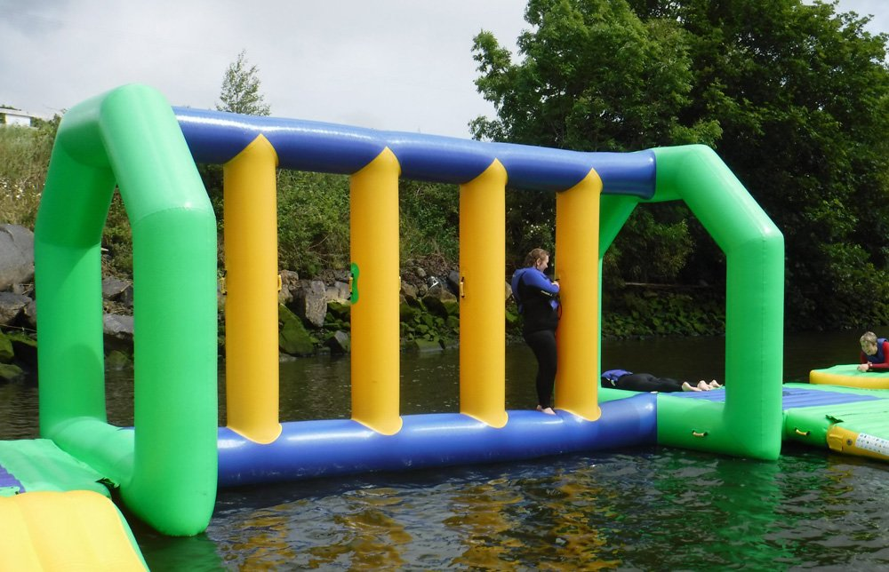 Bouncia equipment inflatable water slide for lake Suppliers for outdoors-29