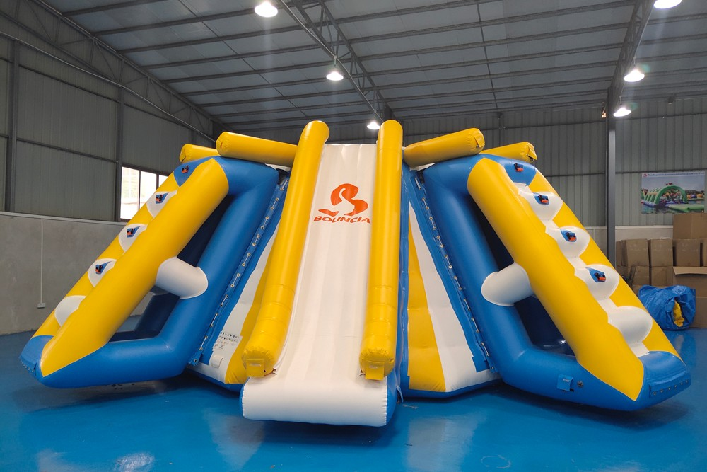 Bouncia -Inflatable Games Manufacture | Awesome All In One Station Inflatable Water