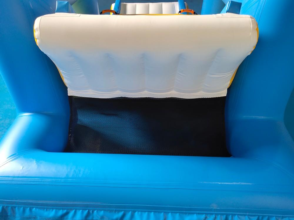 swimming tuv grade platform inflatable water games Bouncia