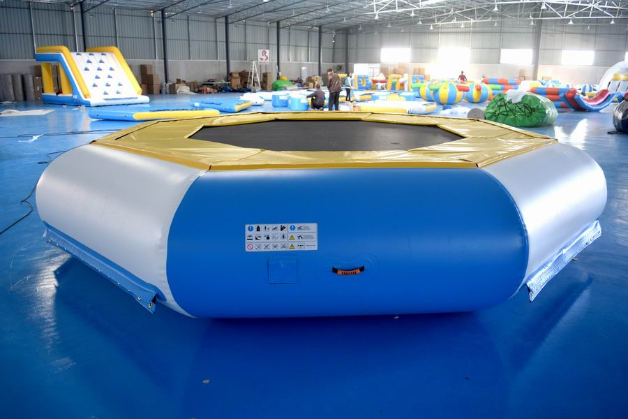 Bouncia -Inflatable Floating Water Park-20
